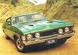 1972 XAGT FALCON COUPE